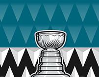 Sharks Playoffs Background Promo - 2014