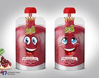 Fruits Life Pomegranate juice