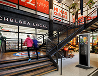 Digital Integration In Chelsea Market