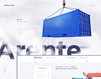 Arente | Equipment Rental Service | UX/UI 🏗️