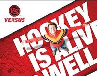 Versus Hockey ads