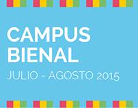 Bienal 2015 - Campus
