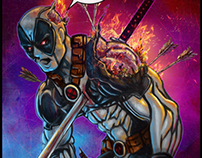 "Deadpool ""Stick it!"""