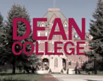 Dean College - New Beginnings 2012