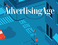 AdAge Cover Contest - Cannes Issue 2016