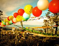 Balloons of Bhutan