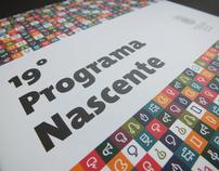 Catálogo do 19º Programa Nascente