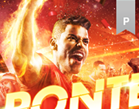 Nectar Soccer Print / TV Campaign 2014