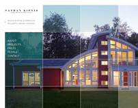 Kipnis Architecture + Planning Website Design