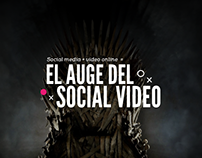 La lucha del video Online