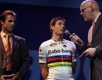 Presentatie: Rabo Pro Team, Hilversum - 2005