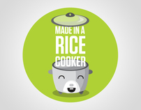 Made In A Rice Cooker
