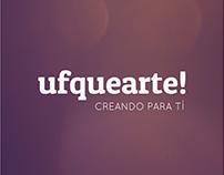 Ufquearte! - Diseño corporativo y web