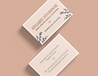 Sygard Storrvik Business Card