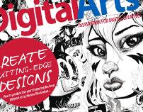 '666' Digital Arts Cover