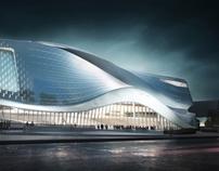 Dalian Museum Competition Design Concept / 10 Design