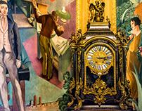 Barcelona City Council - Clock