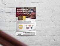 EVSC / ETFCU Co-Branding Posters