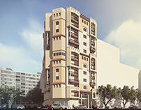 Al Andalos Tower - Assiut