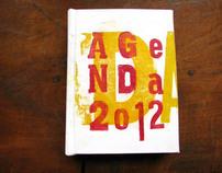 Agendas 2012 // 2012 Daily Planner