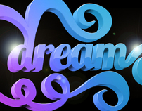 Dream Typography