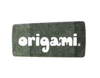 origami logo & branding