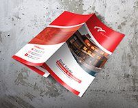 Real Estate Tri-Fold Design.