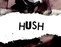 'Hush': Graphic Novel
