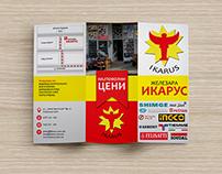 "Flyer ""IKARUS"""