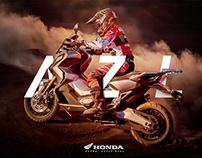 Brand campaign | Honda Colombia