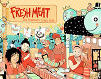 SVA 2015  Fresh Meat flyer