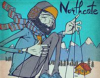 Northcote Tour Poster