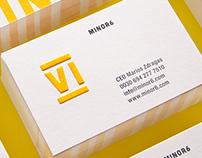 Minor 6 Branding