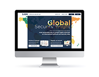 UX/UI Design – Global Security Insight platform