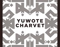 YUWOTE CHARVET Typeface
