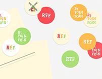 Rifoinfoin — Logo