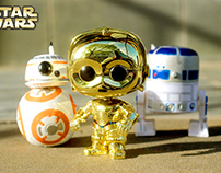 POPTOGRAPHY - Star Wars Series