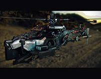 CH3-5KY :: Robotic Chopper