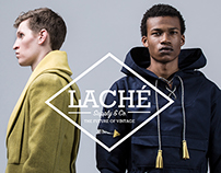 Laché Supply & Company, LLC Branding