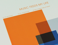 MUSIC IS LIFE, LIFE IS MUSIC