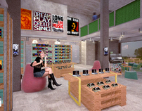 Record Store/Cafe, Bukit Bintang