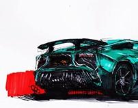 CarSketchesDump1