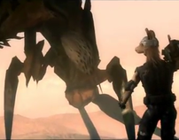 LlamaLAN XVI Films: The Space Invader War