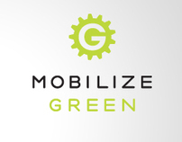 MobilizeGreen Logo Mark