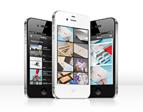 Behance for iPhone