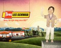 Les Schwab: Biker Girls