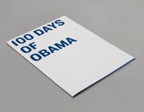 100 Days of Obama