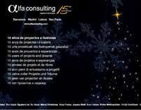 Navidad 2011 - Alfa Consulting