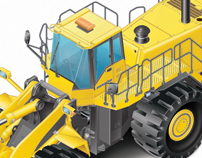 KAC Wheel Loader