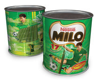 Milo Label design